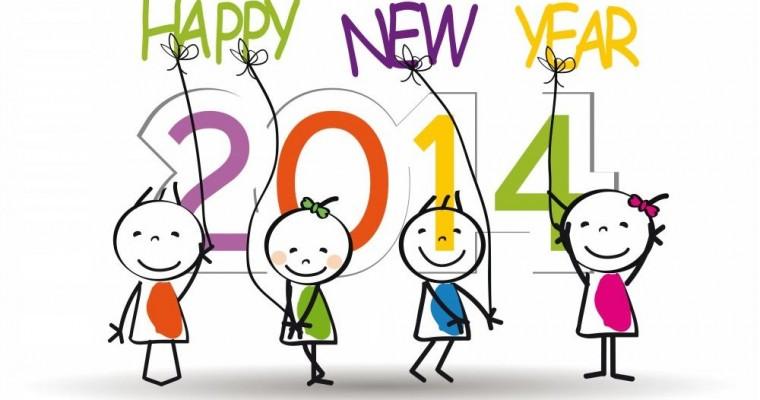 С новым годом по-английски