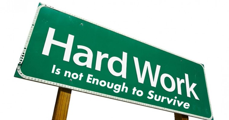 Hard-work-is-not-enough