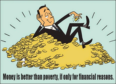 Высказывание о деньгах на английском
