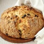 Ирландски содовый хлеб на английском