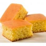 Кукурузный хлеб на английском