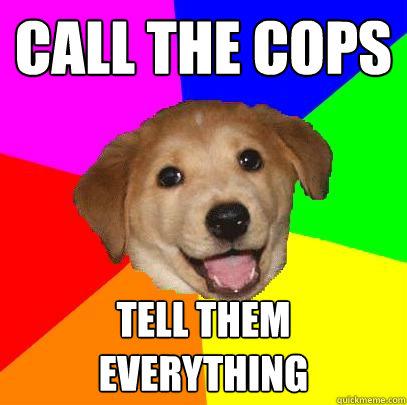 Мемы на английском: Advice Dog