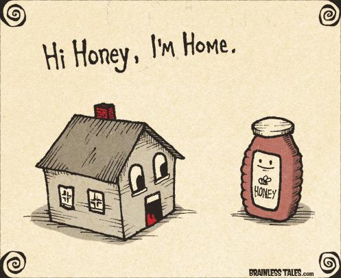 honey на английском