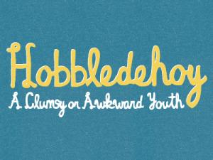 hobbledehoy перевод слова
