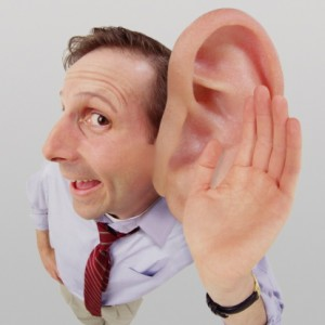Как запомнить выражение to be all ears