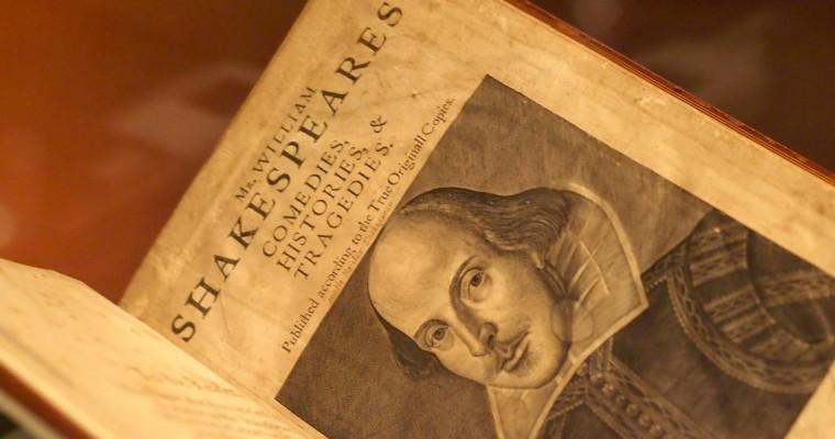 Фразы Шекспира в современном английском языке