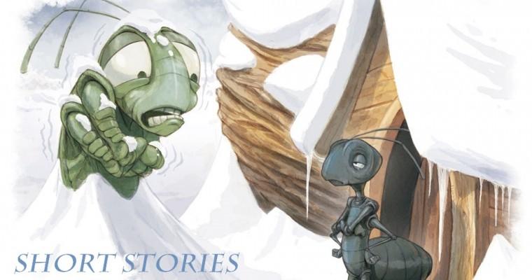 Короткие рассказы на английском