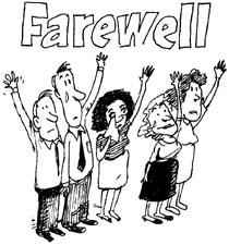 Farewell перевод