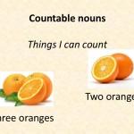 Исчисляемые и неисчисляемые существительные (простое правило)