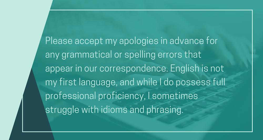 Как извиниться за поздний ответ на английском