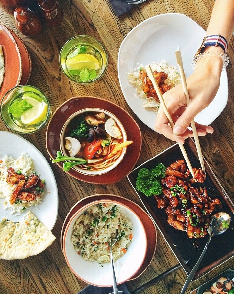 Еда и напитки на английском: вся необходимая лексика